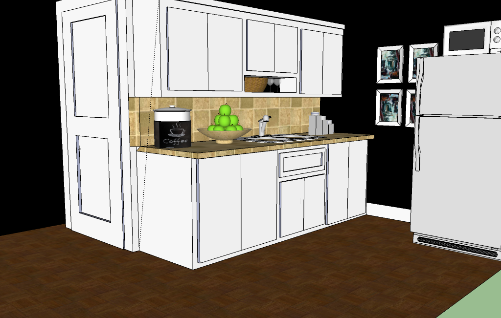 My Kitchen Remodel The Phases Little House Design