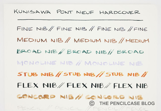 PAPER REVIEW: PONT NEUF NOTEBOOKS