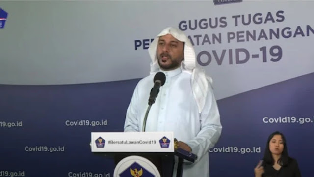 Syaikh Ali Jaber: Pemerintah Tak Tegas, Warga Kurang Sadar