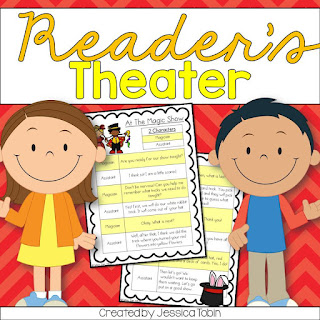 Readers Theater for primary readers