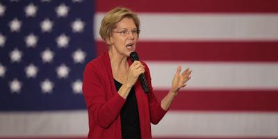"Elizabeth Warren calls for essential worker ""bill of rights"""