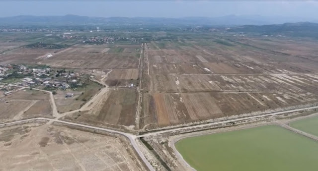 Vlora Airport race: Feasibility study designer required