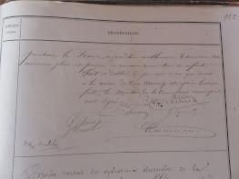 Guerre de 1870 - Cour-Cheverny
