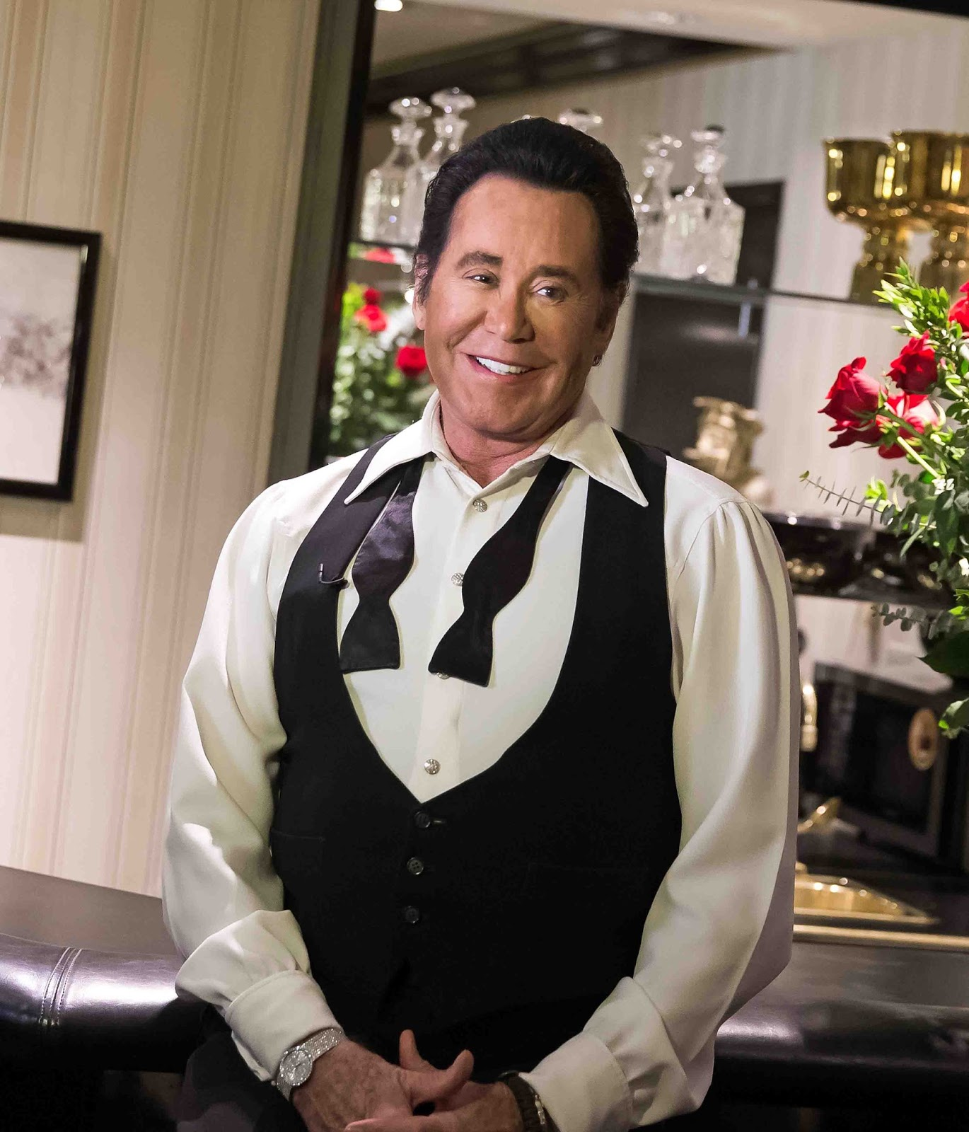 onstage  u0026 backstage with legend wayne newton