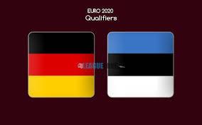 نتيجة مباراة ألمانيا وإستونيا اليوم 11-6-2019 في تصفيات يورو 2020