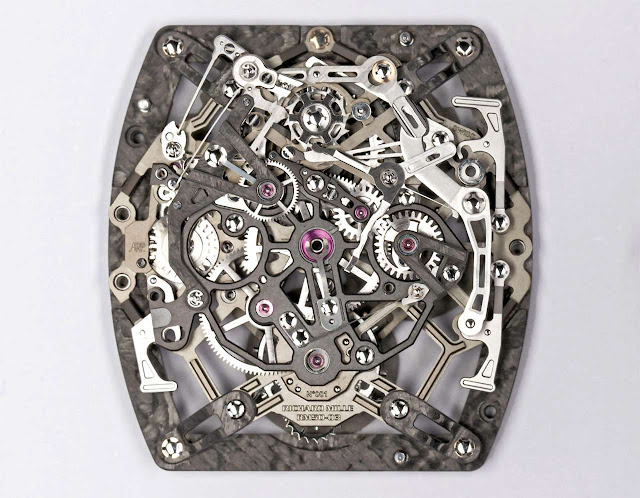 Richard Mille Caibre RM 50-04