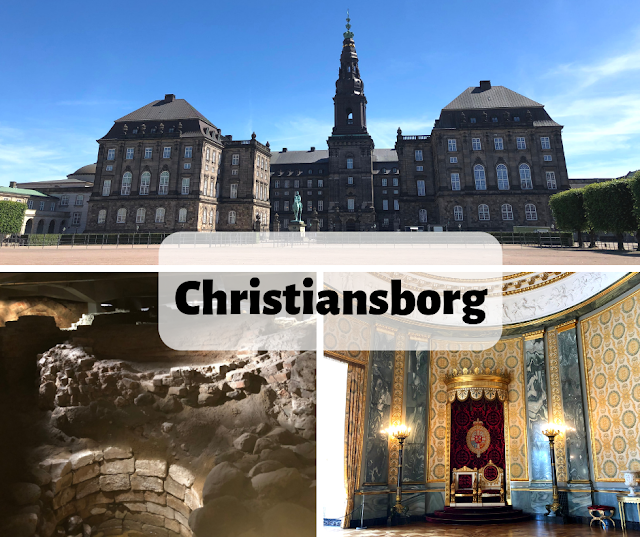 Christiansborg Palace: A Castle and Her Ruins in Copenhagen