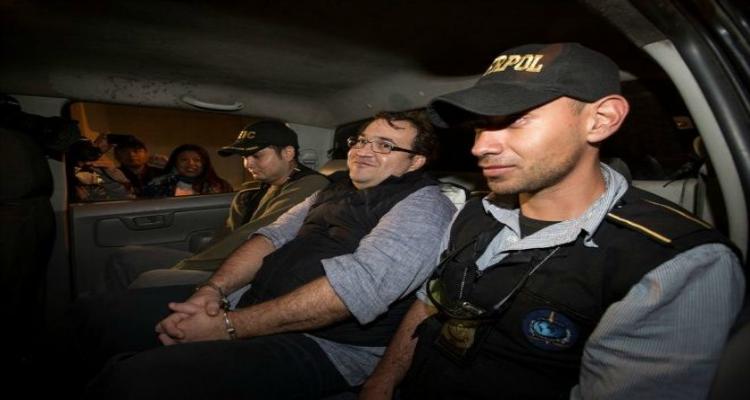 Extradición de Javier Duarte podría tardar entre seis y doce meses