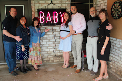 Jinger Duggar and Jeremy Vuolo Gender Reveal Party