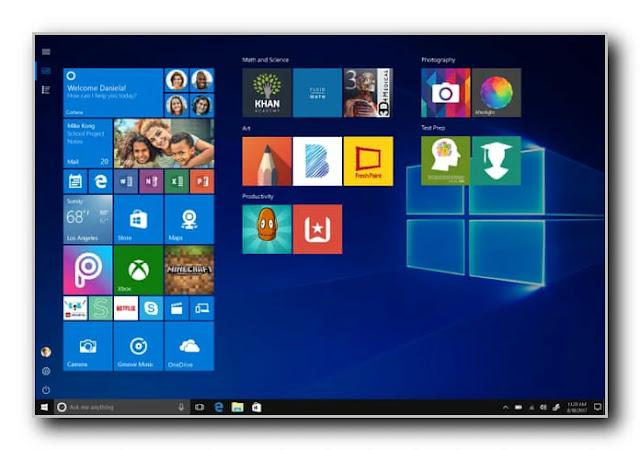 ما هو Windows 10 S وكيف يختلف عن Windows 10 العادي