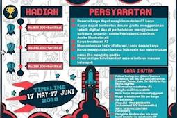 INTEREST Lomba Infographic Poster Contest Umum 2018 UNNES