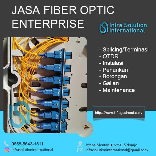 Jasa Splicing Fiber Optic Ponorogo Enterprise