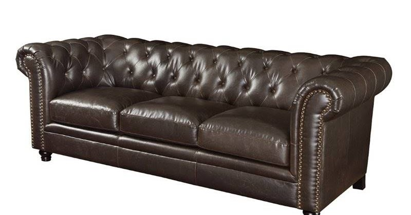 Tufted Couch Tufted Leather Couch