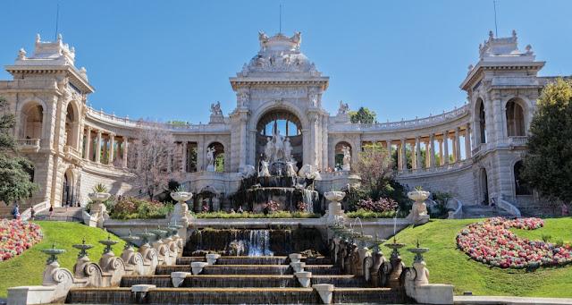 Palácio Longchamp de Marselha