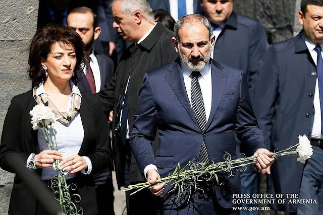 Pashinyan instó al mundo a frenar a Turquía