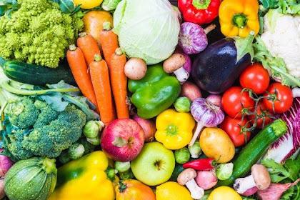 Manfaat Kesehatan Makanan Mentah