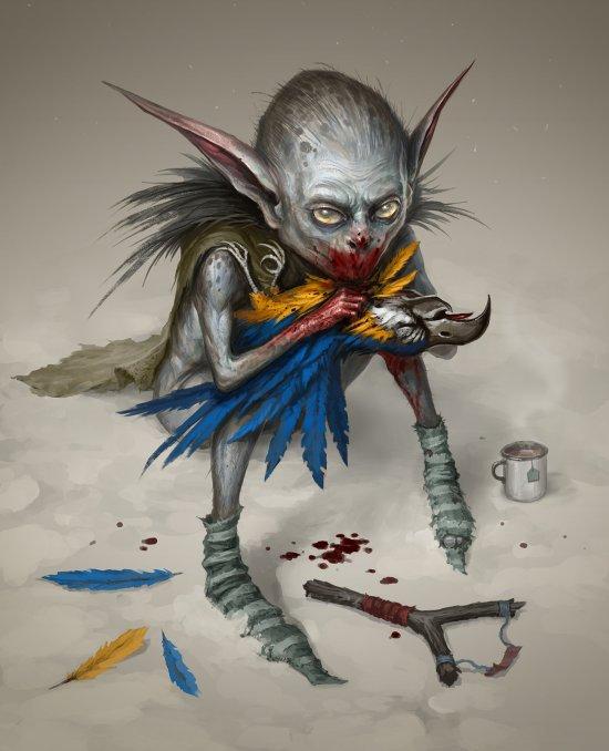 Denis Zhbankov artstation arte ilustrações fantasia ficção científica sombrio terror
