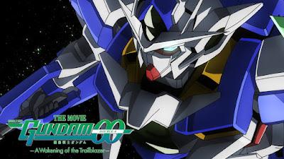 Mobile Suit Gundam OO The Movie: Awakening Of The Trailblazer Now Streaming Legally