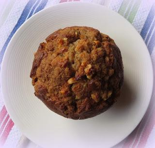 Maple Walnut Muffin