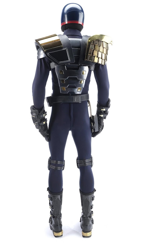 Judge Dredd movie costume