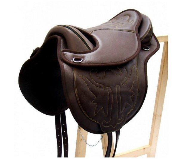Безленчиковое седло для лошади