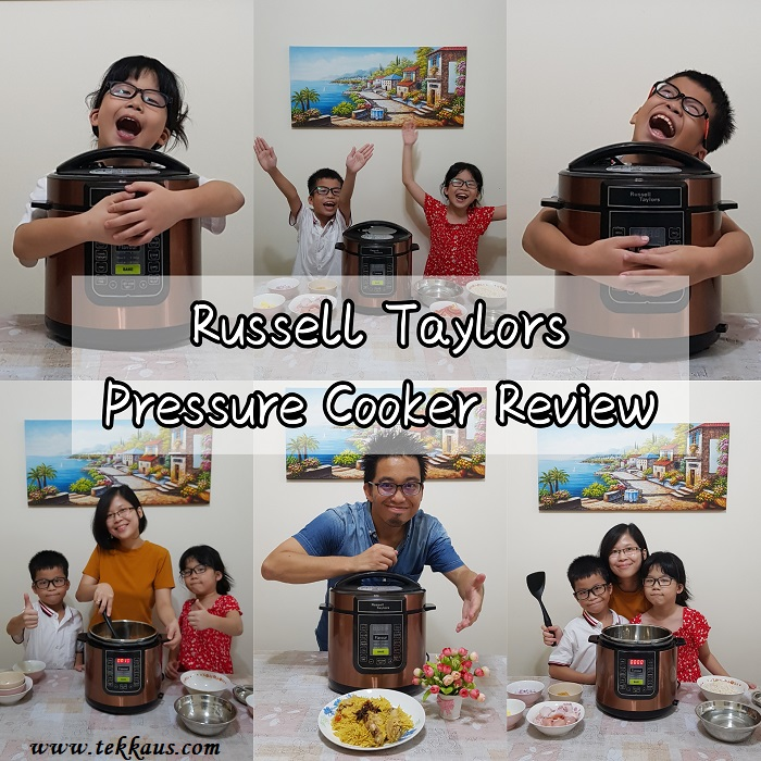 Russell Taylors 6L Pressure Cooker Recipe-My Trusted Honest Review