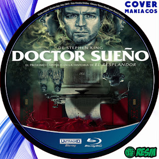 GALLETA - DOCTOR SUEÑO - DOCTOR SLEEP - 2019 [COVER DVD]