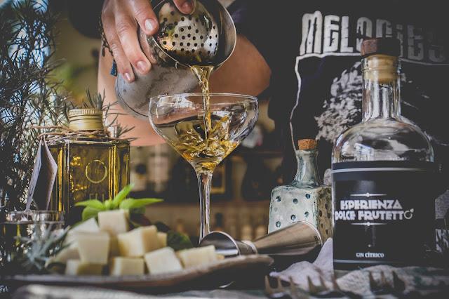 receita de dry martini com azeite extra virgem