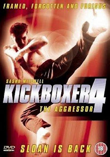 Kickboxer 4: El agresor(Kickboxer 4: The Aggressor )