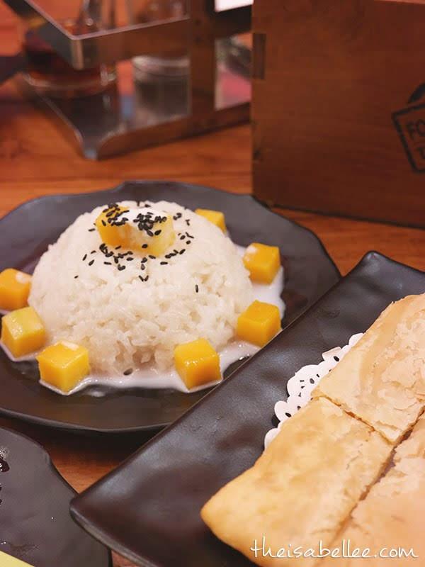 Dodo Dim Sum & Bowls mango sticky rice