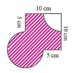 no 3 Soal Esai dan Jawaban Uji Kompetensi 7 Bab Lingkaran Kelas 8
