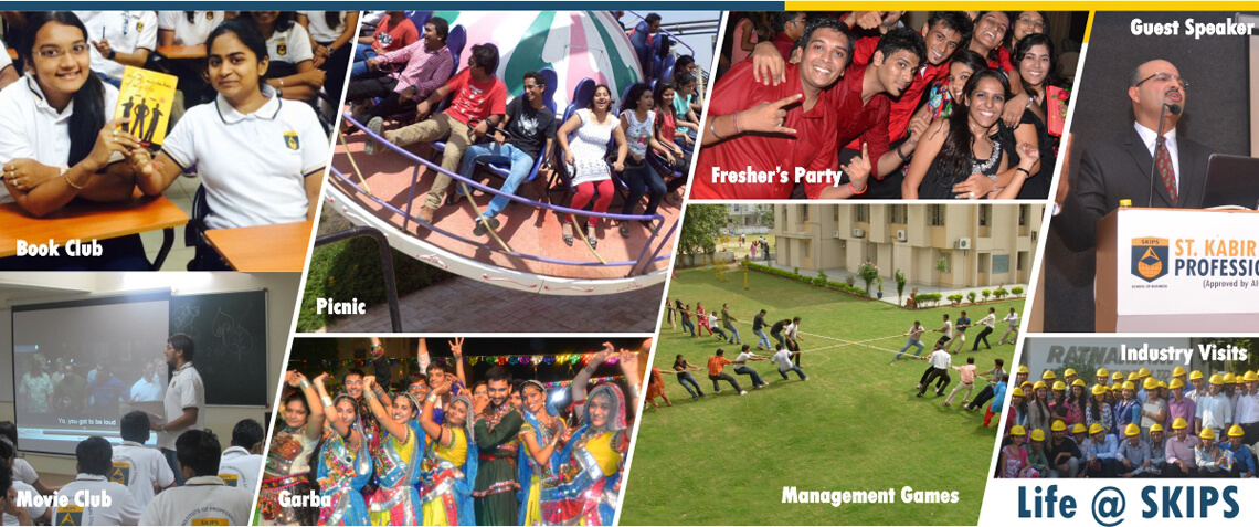 PGDM Institute. Life at Management Institute, PGDM colleges