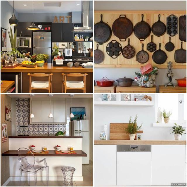 Cozy Kitchen: How To Create Unique Kitchen Designs