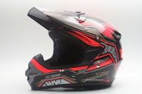 Cargloss MXC Motosport Flo Pink Deep Black