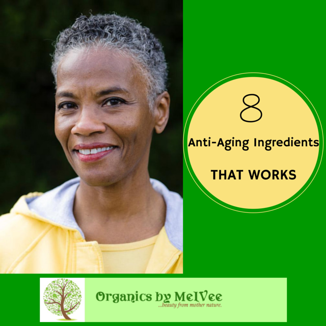 8 eight anti-aging ingredients that works