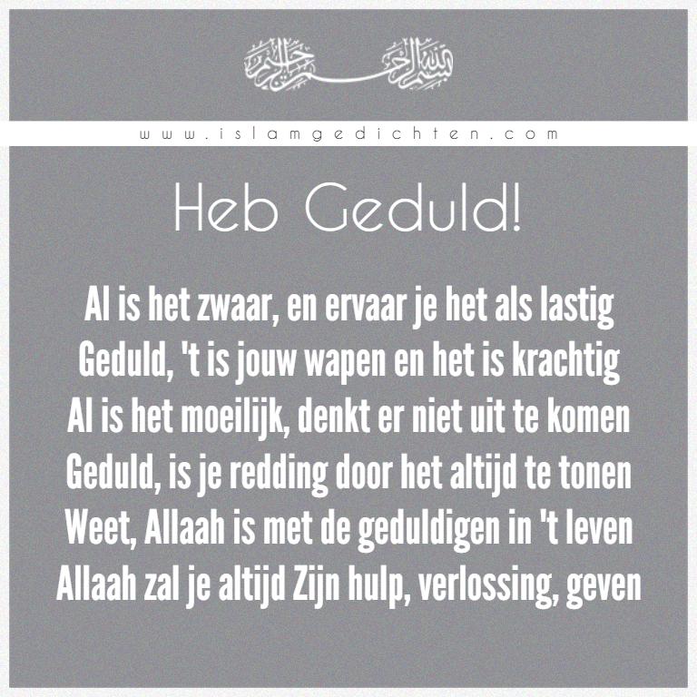 Islam Gedichten