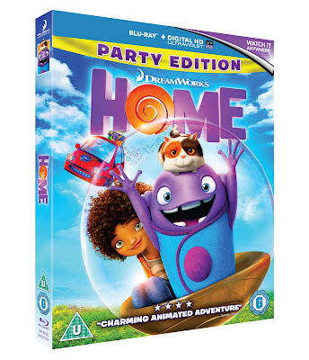 dreamworks home party edition
