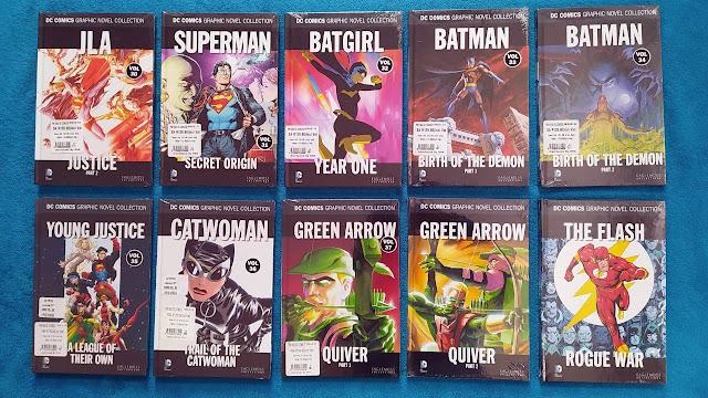 Eaglemoss DC Comic Collection Vol 30 - 39
