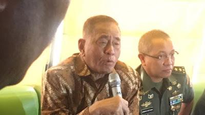 Menteri Pertahanan: Ada Upaya Pindahkan Marawi ke Indonesia - Info Presiden Jokowi Dan Pemerintah