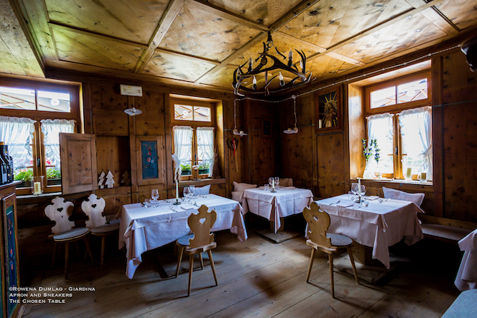 6,519 likes · 7 talking about this · 3,685 were here. The Tastes Of The Dolomite Tradition At El Brite De Larieto In Cortina D Ampezzo