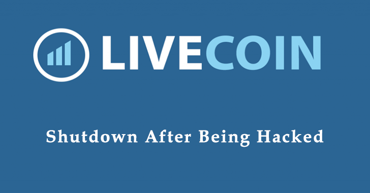Livecoin hacked