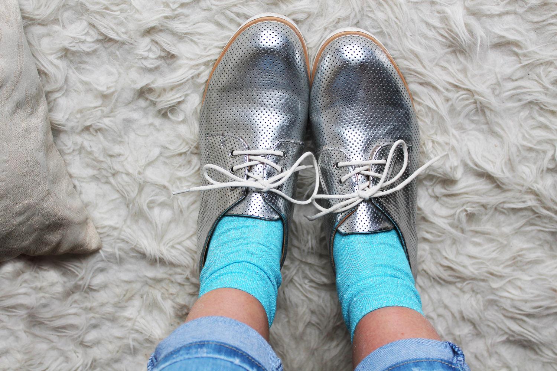 calzini-glitter-stringate-argento-Mariamar