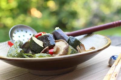 recette japonaise ete agebitashi
