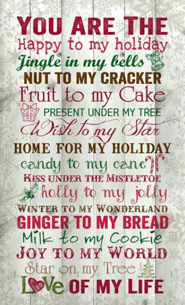 christmas love quotes message