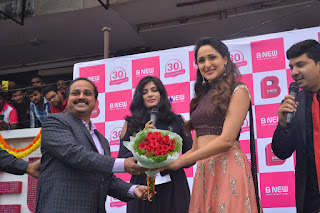 pragya jaiswal bnew mobile store launch 03