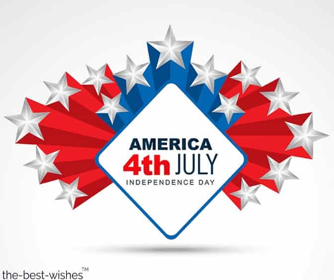 america 4th july independence day