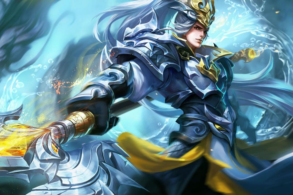 gambar mobile legends Zilong