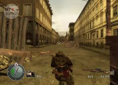 قصة تحميل لعبة Sniper Elite 1 للكمبيوتر