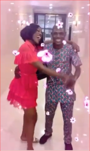 BB Naija Ex Housemate, Alex Shows Off Her Dad