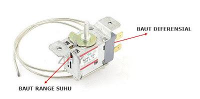 Cara Setting / Setel Thermostat Kulkas